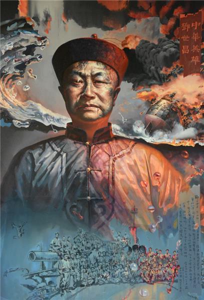 中华英雄--邓世昌